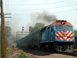 Metra Downers Grove 2 by eyepilot13