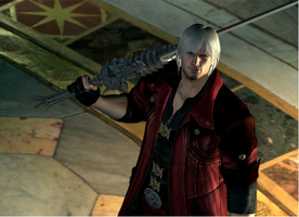 Dante DMC4 by Cute-Winry
