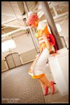 Estelle : Tales of Vesperia : Just a break by Lumis-Mirage