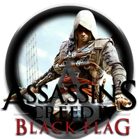 Assassin's Creed IV Black Flag Icon by DudekPRO