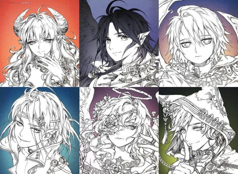 September to November Batch by kawacy
