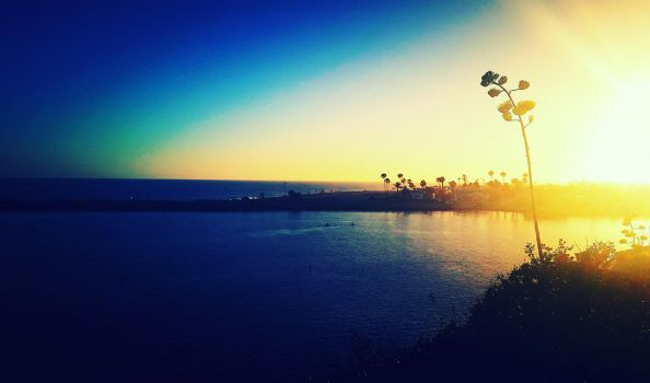 The Greenflash (Corona del Mar, CA) by epperfectgirl