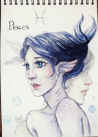 Pisces by Wernope