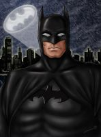 The Batman Revisited by CallMeFarGone