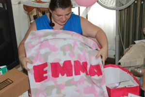 EMMA Blanket by SarahP1996