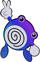 Poliwhirl - PokeDex Collab by ezeqquiel