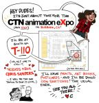 See you at CTNX, Booth #T-110! by shoomlah