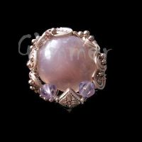 agate ring by kufka