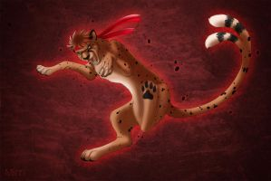 Advent Calendar Commission 7 - Timba by Mirri
