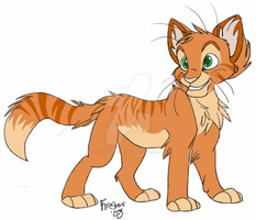 Firestar .:NewStyle:. by KaiserTiger