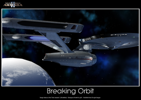 Breaking Orbit by DavidAkerson