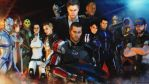 Mass effect wallpaper by ethaclane