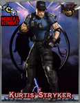 kurtis stryker by cardsoffighters