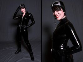 Catwoman Sneak Peak by gillykins