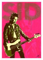 Sid Vicious by kitster29