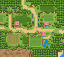 The Farmlands by PokemonAegis