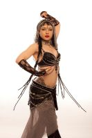 STOCK - Tribal Fusion Belly Dancer - Apsara 2 by Apsara-Stock