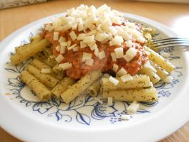 Sigarette Pasta With Tomato-Mascarpone Sauce by MaRyS90
