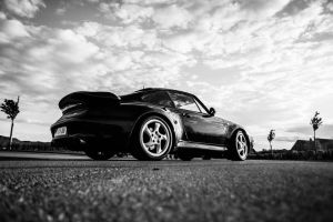 Porsche 993 Turbo by GauthierN