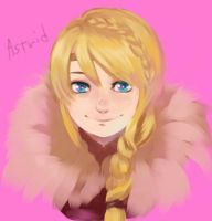 ASTRID by hiraco