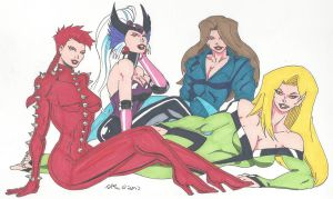 Excalibabes by RobertMacQuarrie1