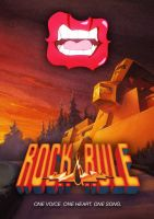 Rock And Rule Poster 2 by bloogun