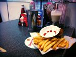 Johnny Rockets : the classic Route 66 by mhps900076