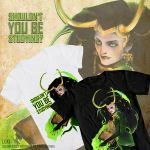 When Loki studies... :: design by erebus-odora