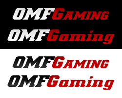 OMFGaming Logo Concept by NarutardST