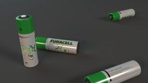 Furacell Batteries by chakatforestrain