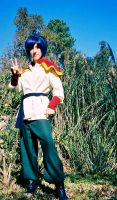 Kouji - My First Cosplay by four-leaf-charm