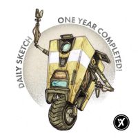 Year One Completed by WEAPONIX