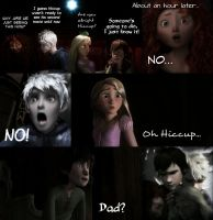 The Four and HTTYD 2 (Spoilers) by 1JoyDreamer