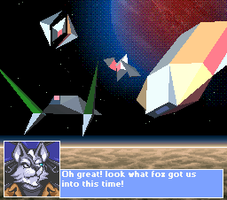 Star Fox: beta pic 1 by Tango458
