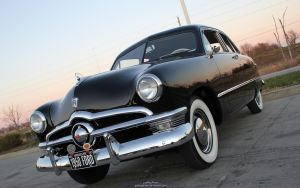 1950 Ford Coupe by joerayphoto