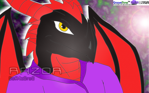 Razor's facebook by G3Drakoheart-Arts