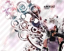 Kakashi Wallpaper by VampSP