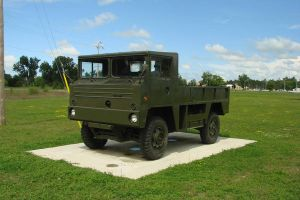 Army Truck by asaph70