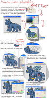 How to make adoptables part 2 by howliewolf