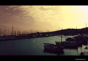 Port de Palma by Seu4