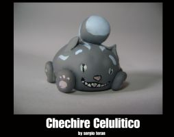cutie fatty chechirre cat by sajtz