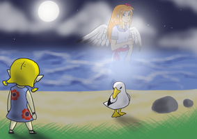 The Spirit of the Gulls by pocket-arsenal
