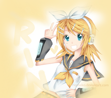 Vocaloid : Yellow by riomaiko