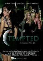 House of Night Tempted movie poster by zvunche