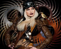 Steampunk Linley by VisualPoetress