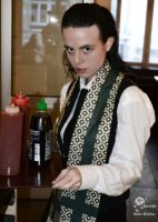 Loki Cosplay - the server of hot sauces by Mon-Kishu