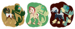 Christmas Starcatcher Adopts (Closed) by AzrealRou