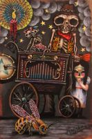 muerte organ grinder by cannibol