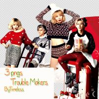 [271213] Pack PNGs TroubleMaker By Timeless by Nhi25092001