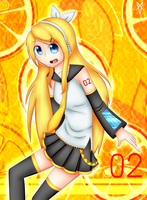 [Vocaloid] Rin Kagamine (Future Style/Tone) by LuciTwilight